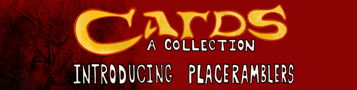 Cards A Collection Magic the Gathering parody font